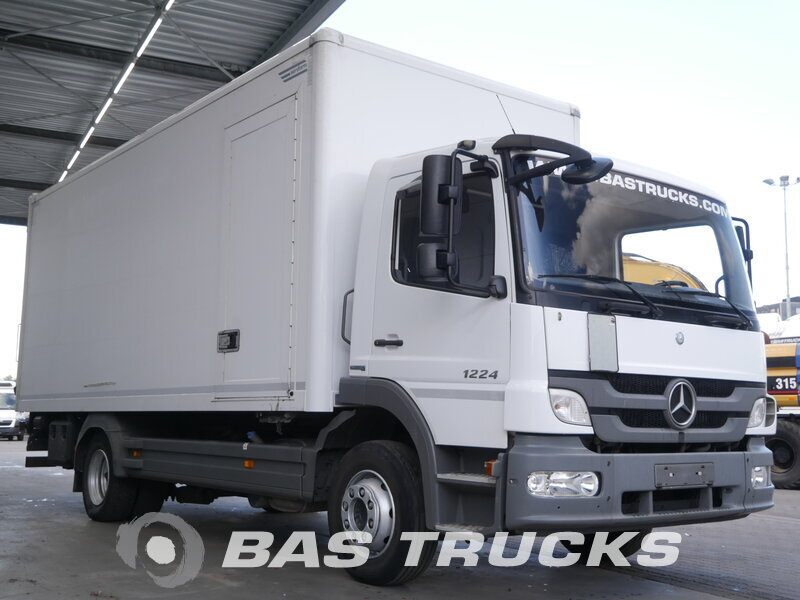 photo of Used Truck Mercedes Atego 1224 L 4X2 2011