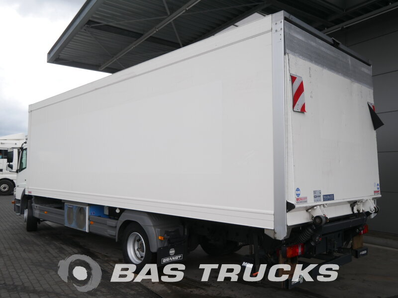 photo of Used Truck Mercedes Atego 1529 L 4X2 2011