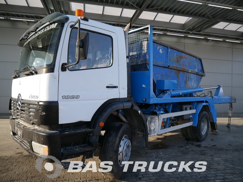 photo of Used Truck Mercedes Atego 1823 K 4X2 2004