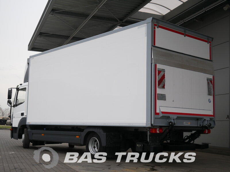 photo of Used Truck Mercedes Atego 816 4X2 2015
