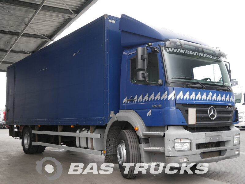 photo of Used Truck Mercedes Axor 1828 4X2 2007