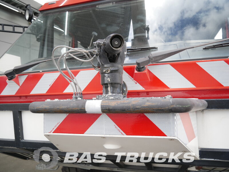 photo of Used Truck Mercedes Crashtender Sides Airport fire truck 6X6 1994
