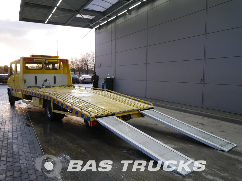 photo of Used Truck Mercedes Vario 814D 4X2 2001