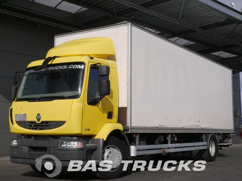 photo of Used Truck Renault Midlum 270 DXi 4X2 2012