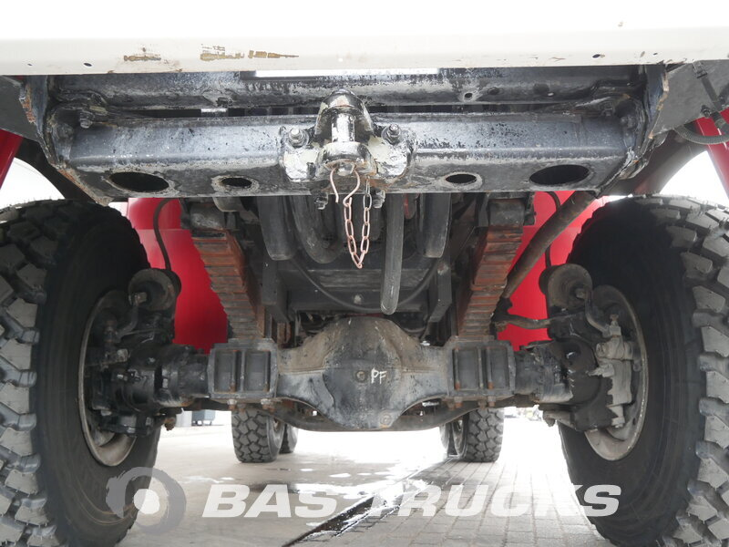 photo of Used Truck Renault Thomas Sides. Type: VMA 72/Vlem 6X6 2003
