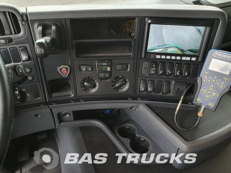 photo of Used Truck Scania G400 8X4 2012