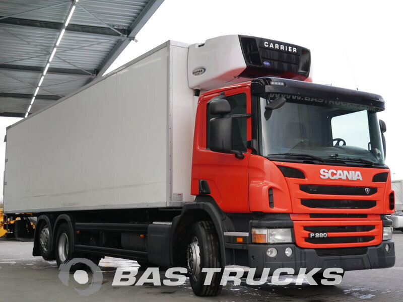 photo of Used Truck Scania P280 6X2 2012