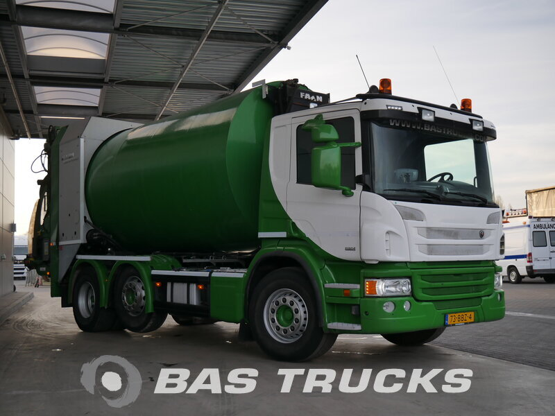photo of Used Truck Scania P280 6X2 2013