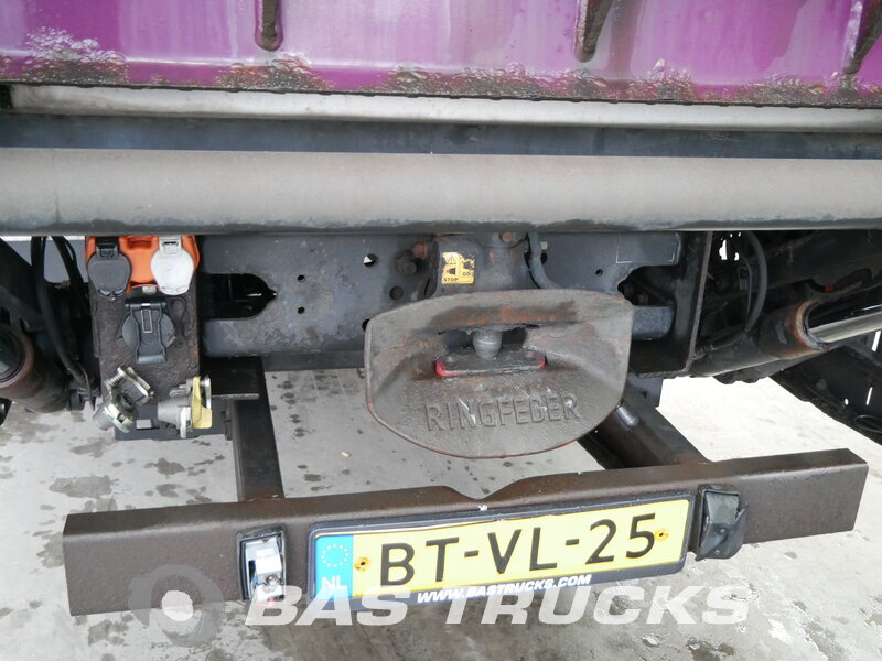 photo of Used Truck Scania P340 4X2 2008
