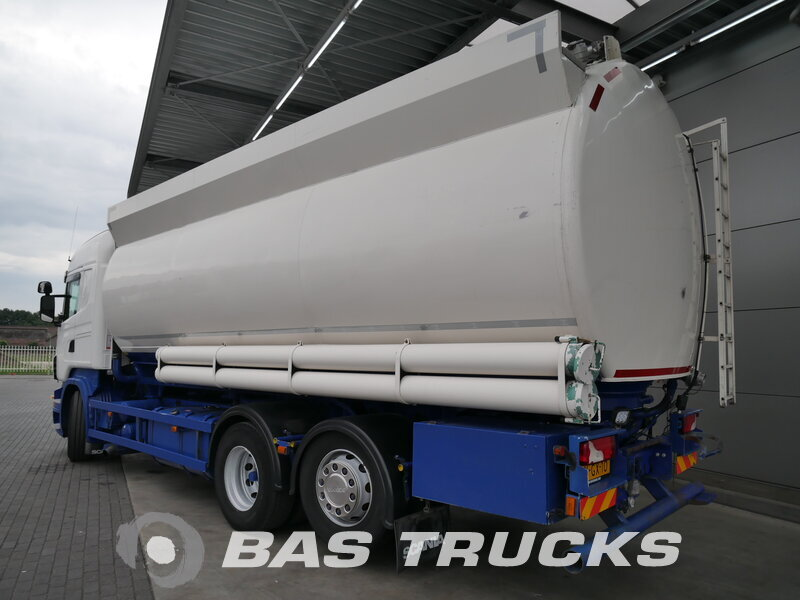 photo of Used Truck Scania R400 6X2 2009