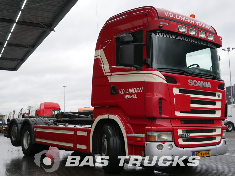 photo of Used Truck Scania R480 6X2 2008
