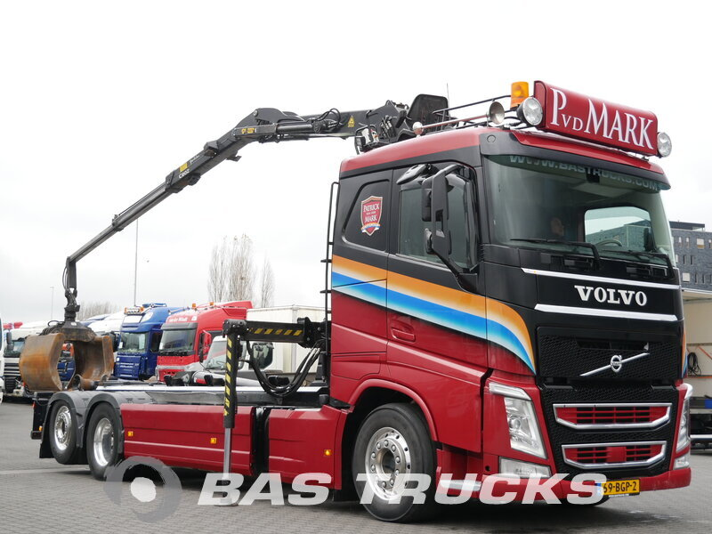 photo of Used Truck Volvo FH 540 6X2 2016