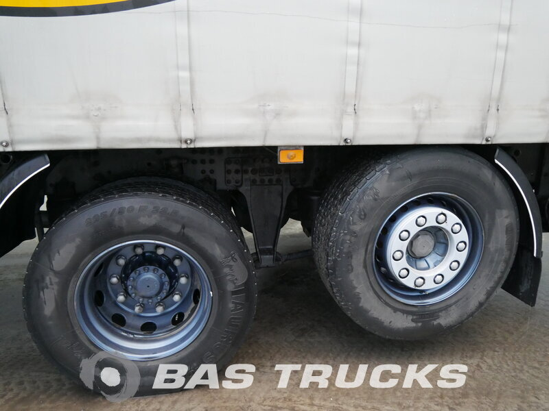 photo of Used Truck Volvo FH12 380 6X2 2004