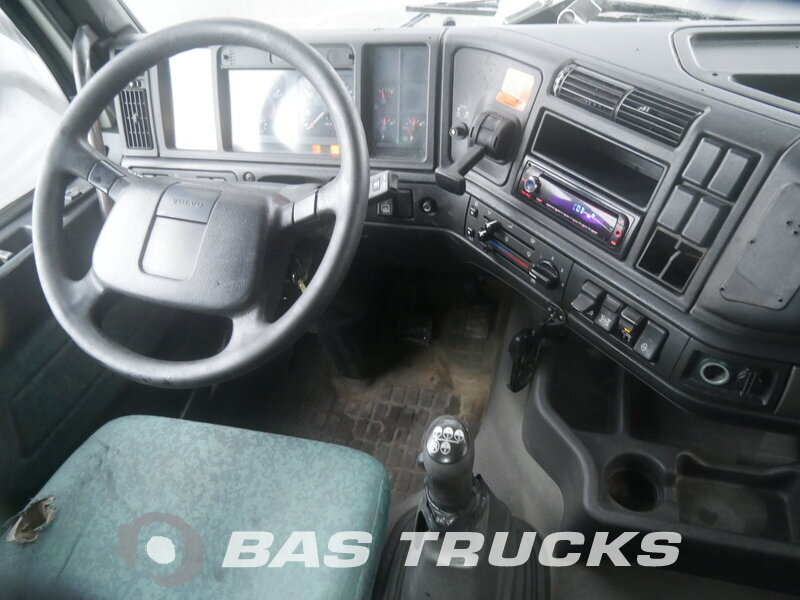 photo of Used Truck Volvo FH12 420 6X4 2001