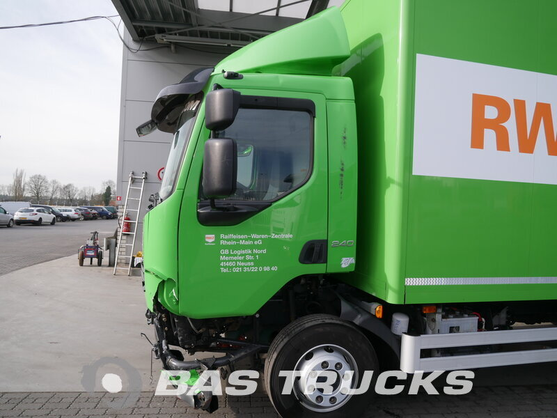 photo of Used Truck Volvo FL 240 Unfall Fahrbereit 4X2 2013