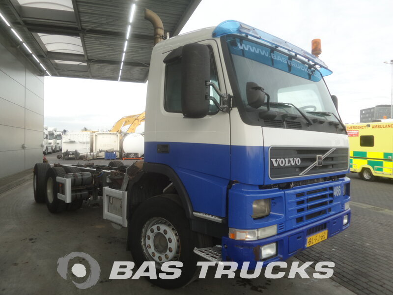 photo of Used Truck Volvo FM12 340 6X2 2001