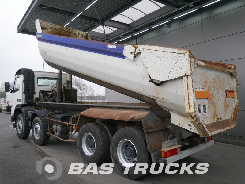 photo of Used Truck Volvo FM12 380 8X4 2000