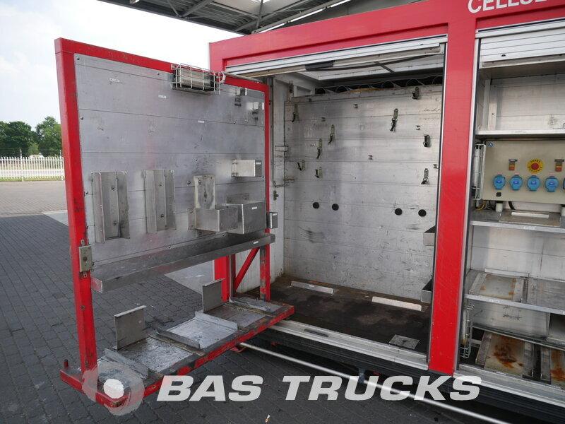 photo of Used Various Bemaex Container Aufbau Für Abrollkipper 2010