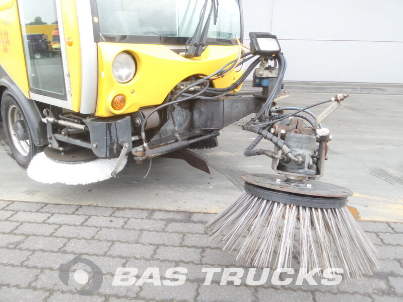 photo of Used Various Bucher Road sweeper - Veegmachine 4X2 2003
