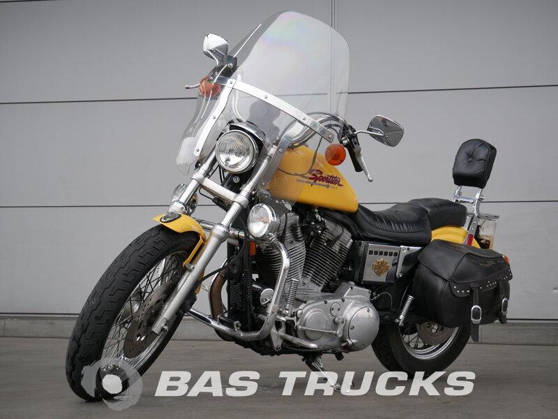 photo of Used Various Harley Davidson XLH 883 Hugger Sportster 2 Assen 2000